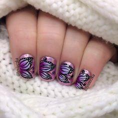 Instagram photo by lynieczka #nail #nails #nailart