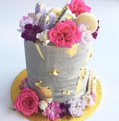 The Purple Cake