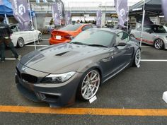 Products for the BMW E89 Z4 | Duke Dynamics