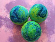 1 Medusa / Bath Bomb / Lemon Bath Bomb / Bath Bombs / Unisex