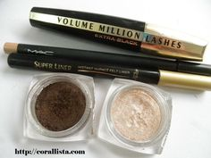 L'Oreal Paris Infallible Tutorial - Versatile Smokey Eyes-Nude lips Makeup (3)
