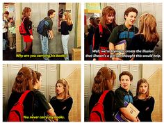 "Because Shawn made Cory defenseless. | 19 Reasons Cory And Shawn Were The Most Important Couple On ""Boy Meets World"""