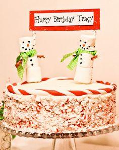 Simple birthday cake, Dark Chocolate cake with Cream Cheese Peppermint frosting.... #birthday #Cake #cheese #chocolate #cream #dark #frosting #peppermint #simple Christmas Sweets, Christmas Holidays, Christmas Cakes, Christmas Stuff, Christmas Baking, Happy Holidays, Cake Cookies, Cupcake Cakes, Cupcake Ideas