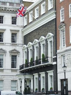 The Naval and Military Club, St James Square, Westminster. Set in a fine, Georgian mansion
