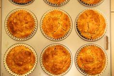 Pyszne muffiny bez cukru. Idealne na drugie śniadanie - Świat Rodziców Kefir, Muffin, Pie, Breakfast, Food, Torte, Morning Coffee, Cake, Fruit Cakes