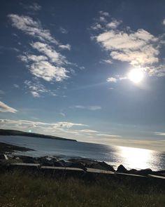 Isleofman days #manx Manx, Isle Of Man, Clouds, Celestial, Mountains, Sunset, Instagram Posts, Nature, Travel