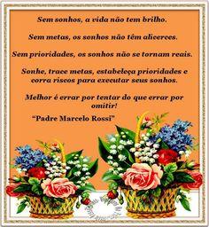 MENSAGEM DO PADRE MARCELO ROSSI