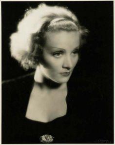 Marlene Dietrich photo by Eugene Robert Richee