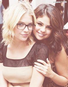 Selena Gomez & Ashley Benson