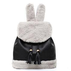 Women's Bags Womens Premium Oxford Headwear Cowhide Leisure Rivet Backpack Korea Trending Women Fashion Bulk Backpack Utmost In Convenience