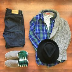"""The Amateur Professional on Instagram: """"Recovering from our day trip yesterday and staying warm.  #ootd #wiwt #ootdmen #unkeptgentleman #guyswithstyle #mensoutfit #flatlay…"""""""