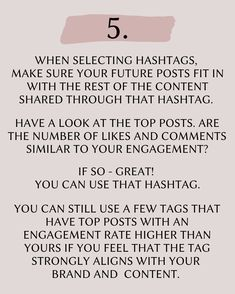 Final part of this hashtag series!