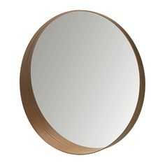IKEA: STOCKHOLM Mirror, walnut veneer walnut veneer 31 1/2, $99 - I'd like this I'm an entry way