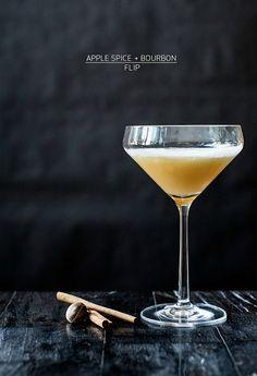 Apple Spice + Bourbon Flip Recipe   Apartment 34