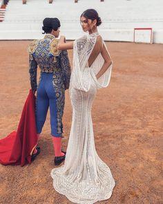 Best Wedding Dresses Collections for 2021/2022 ❤ best wedding dresses mermaid open back sexy julie vino #weddingforward #wedding #bride