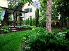 1924 Lorraine Place Ann Arbor MI deck #deck #backyard #patio