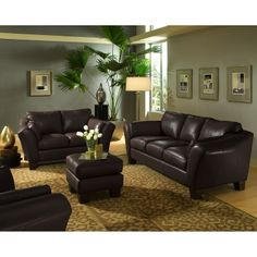 1000 Images About My Dream Living Room On Pinterest Reclining Sofa Leather Living Room Set