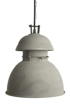 Wow, what a cool industrial lamp from HK Living! The nice thing about this lamp is the unique color, matte gray. Ceiling Lamp, Ceiling Lights, Industrial Chic, Industrial Design, Interior Inspiration, Lighting, House Styles, Home Decor, Hanging Lamps