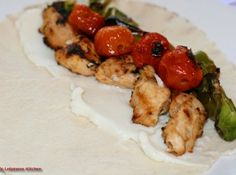Chicken Shawarma - Turned out really good, satisfied my craving for Lebanese food :) - J