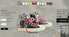 16d49bc9f03a Converse Chuck Taylor All Star – Design Your Own