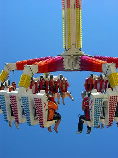 State Fair Ride by sfPhotocraft, via Flickr