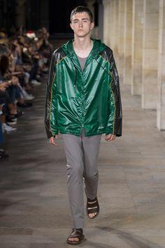 Hermès Spring 2018 Menswear Collection Photos - Vogue