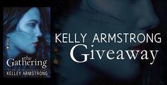 #YA #Paranormal #Giveaway – Win Any #KelleyArmstrong Novel! #kindle #amreading