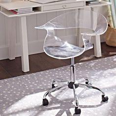 Stylish Acrylic Chair!