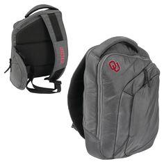 Logo Brands 12 NCAA Game Changer Sling Backpack - Oklahoma Sooners
