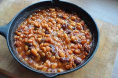 BBQ Beans – Cowboy Bohnen