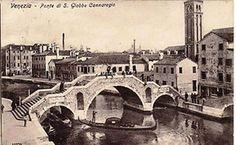 Bridge of Three Arches. #Trearchi, #Venice