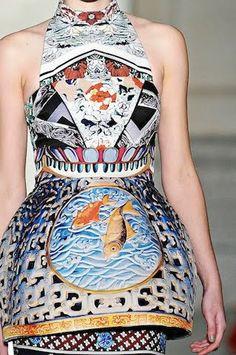 Ming vase dress - Mary Katrantzou