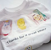 Great teacher gifts: Self-Portrait T-Shirt