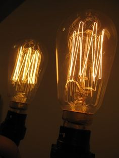 Just saw the movie #Hugo - it had heaps of squirrel #cage Filament #Light Bulbs in it- looked really good!    these #bulbs can be found at www.fatshackvintage.com.au