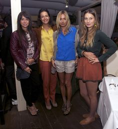 Natasha Goldenberg and friends