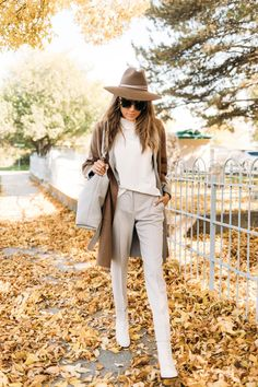 Fall Neutrals & The Brand I Am Obsessed With
