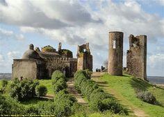Castelo de Montemor-o-Novo [c. 1203 - Montemor-o-Novo, Alto Alentejo, Portugal]