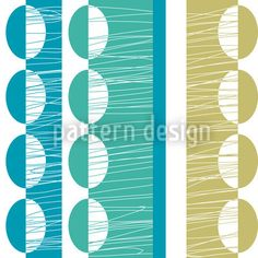 Accord Spring created by Christina Wasenegger offered as a vector file on patterndesigns.com Vector Pattern, Pattern Design, Vektor Muster, Coloring Easter Eggs, Vector File, Abstract Pattern, Spring, Winter, Illustration