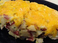 Old Fashioned Potato Loaf Recipe