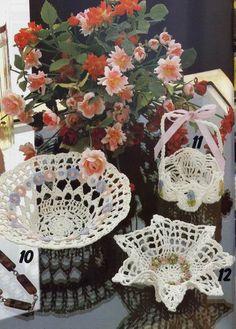 crochet - miniatures et dorures - Michaela N - Picasa Albums Web