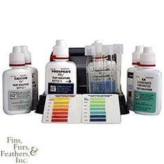 Aquarium Pharmaceuticals® API Reef Master Test Kit