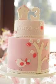 birthday cake birds - Google Search