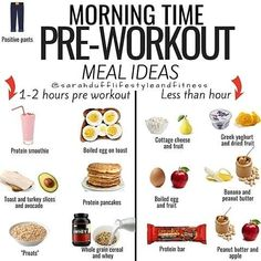 Sarahdufflifestyleandfitness on MORNING PRE -WORKOUT MEALS or just stuff you can eat in the mornings there s no law to stop you! Healthy Pre Workout, After Workout Food, Post Workout Snacks, Healthy Meal Prep, Healthy Snacks, Healthy Eating, Healthy Recipes, Pre Workout Snack, Pre Workout For Running