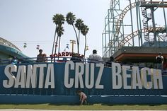 Santa Cruz Beach, Suns Out, Buns, Pop Culture, Day, Pictures, Photos, Grimm, Po' Boy