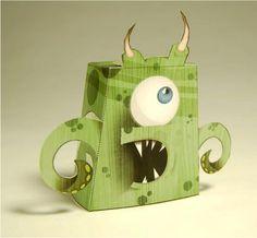 Shuminha Paper Monster