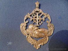 Cruz pectoral española de comendador del Santo Sepulcro - Foto 1