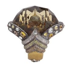 Sevan Bicakci's Hamidye Ring - Art Rocks Contemporary Jewellery
