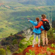Entdeckt die atemberaubende Landschaft auf Oahu ❤ Wir bieten die passenden Touren viatorcom.de 🍂🌻😍#oahu #hawaii #usa #landschaft…