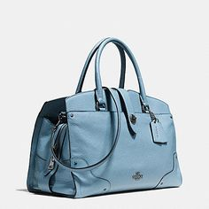 Mercer Satchel in Grain Leather - Alternate View A2 STYLE NO. 37167 $450