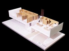 Image 7 of 12 from gallery of Pilotis House / Furuichi and Associates. Photograph by Hiroshi Ito Architecture Concept Diagram, Arch Model, Contemporary Architecture, Architecture Models, Packaging, Making Ideas, Gallery, House, Photograph